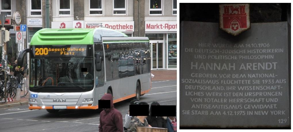 2015 MAN-Hybridbus vor Hanna-Arendt-Geburtshaus.jpg