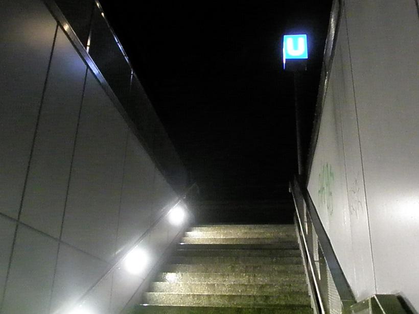 Proj 10 17 Aufgang zum Neuen Endpunkt Jan 18 U-Bahn-Würfel.jpg
