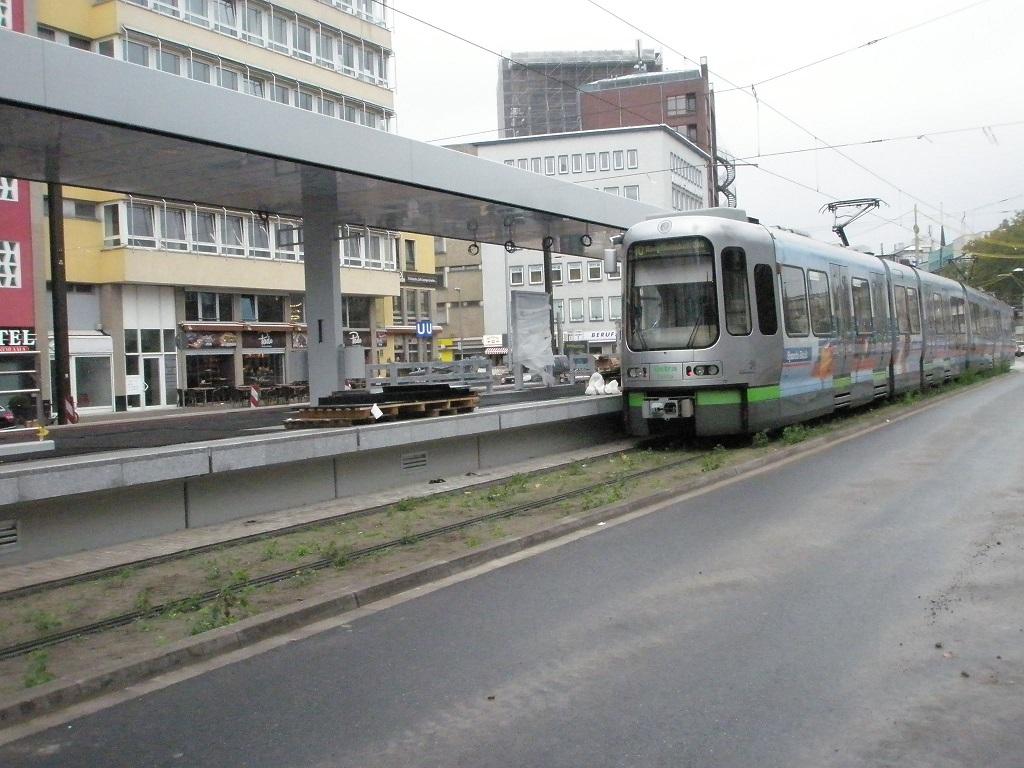 Proj 10 17 Hochbahnsteig Steintor Ende Okt 18 ca. 2 Monat vor Eröffnung.jpg