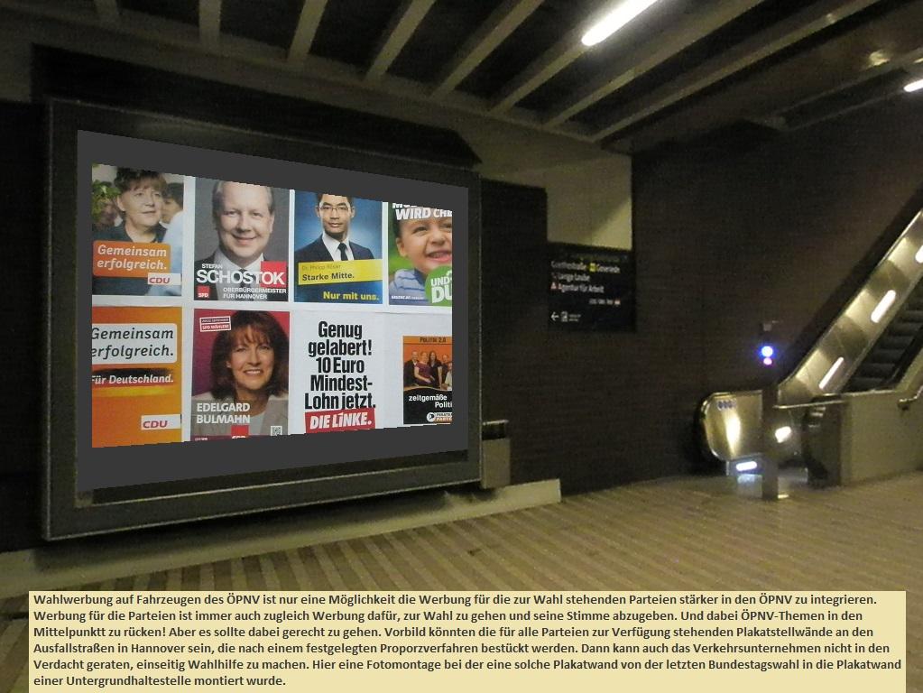 20130000 Bunsetagswahlplakate in U-Bahn-Station Fotomontage.jpg