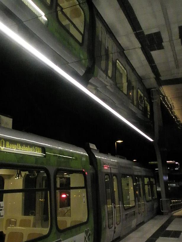 Proj 10 17 Erste Fahrt zu Hbf-ZOB 18te Sep 17.jpg