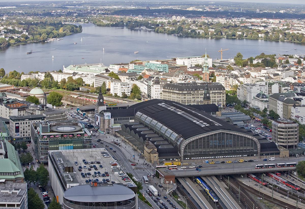 Kleine Luftbildreise Auf Den Spuren Der Hochbahn Nach