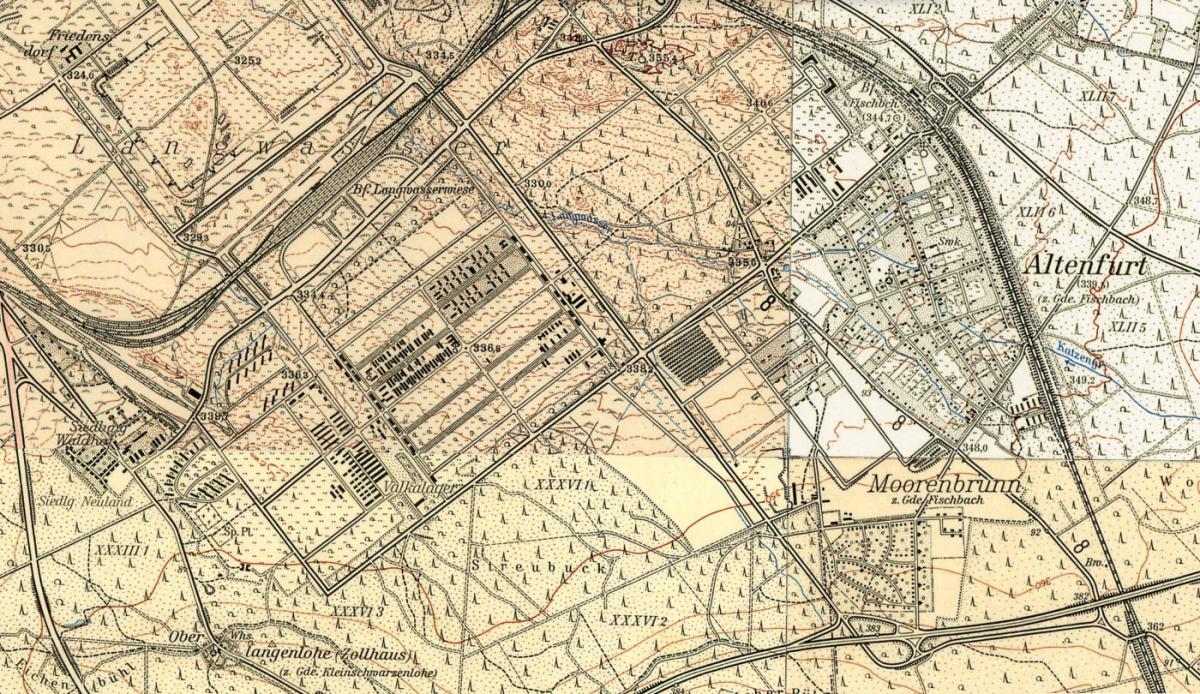 Nberg_Topogr-Karte_1955_4Karten.jpg