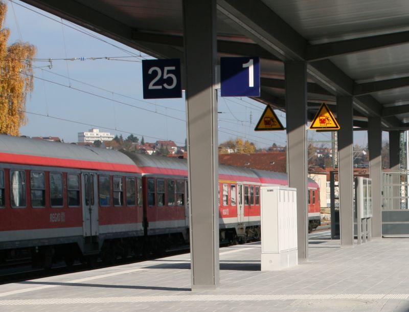 Нюрнберг общественный транспорт