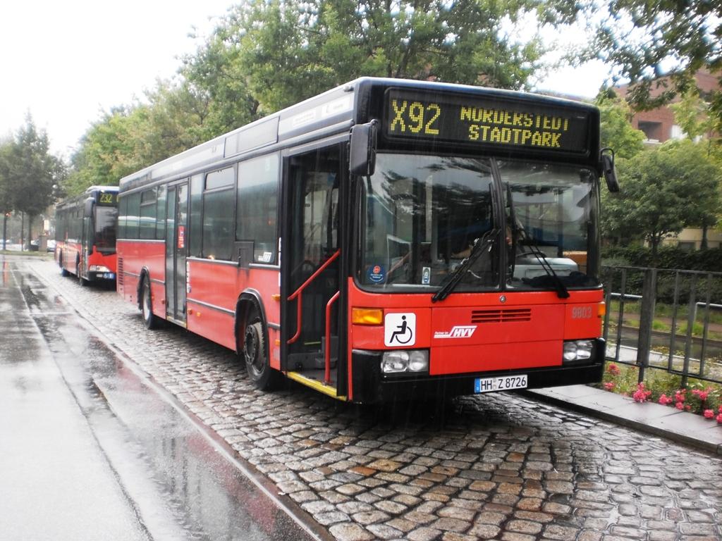 Hvv Bus 6