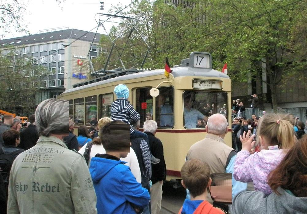 Tramparade 2017 Credee-Wagen erstmalig 1938 .jpg