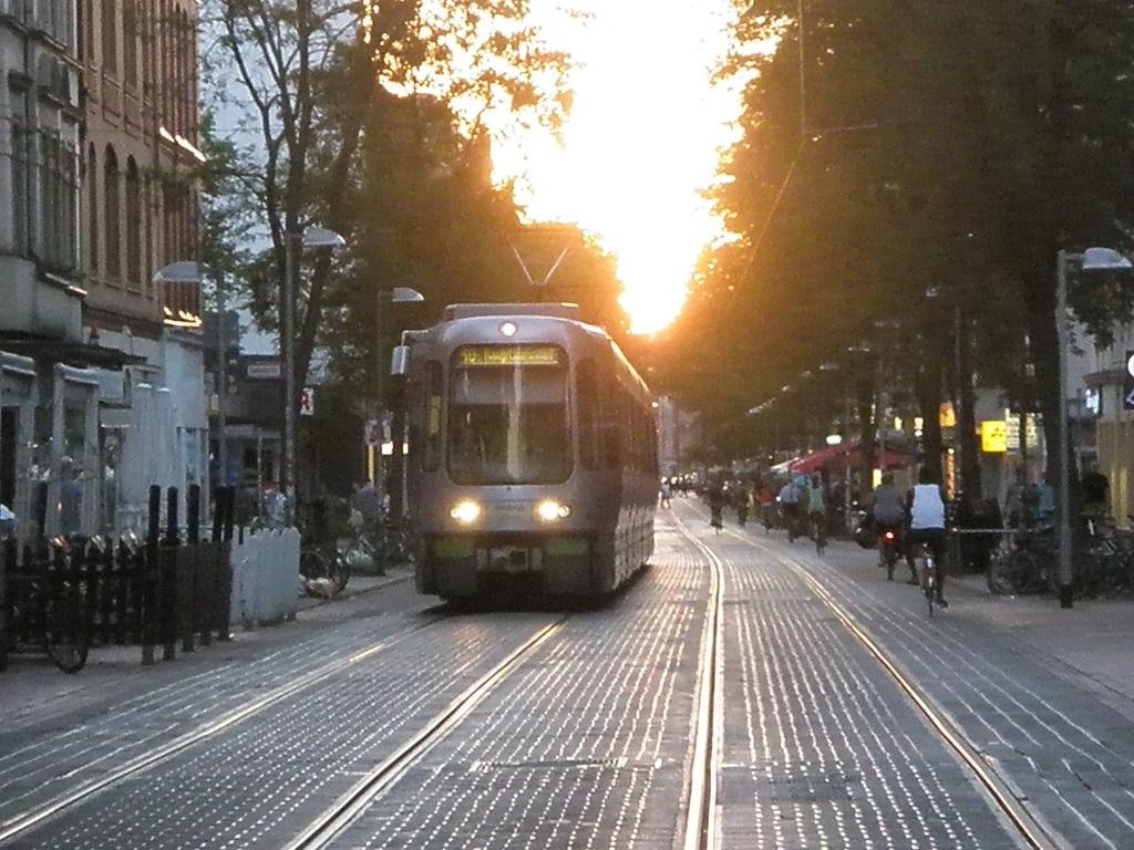 Linie 10 auf der Limmer Herbst 2018 mit Sonnenuntergang.jpg