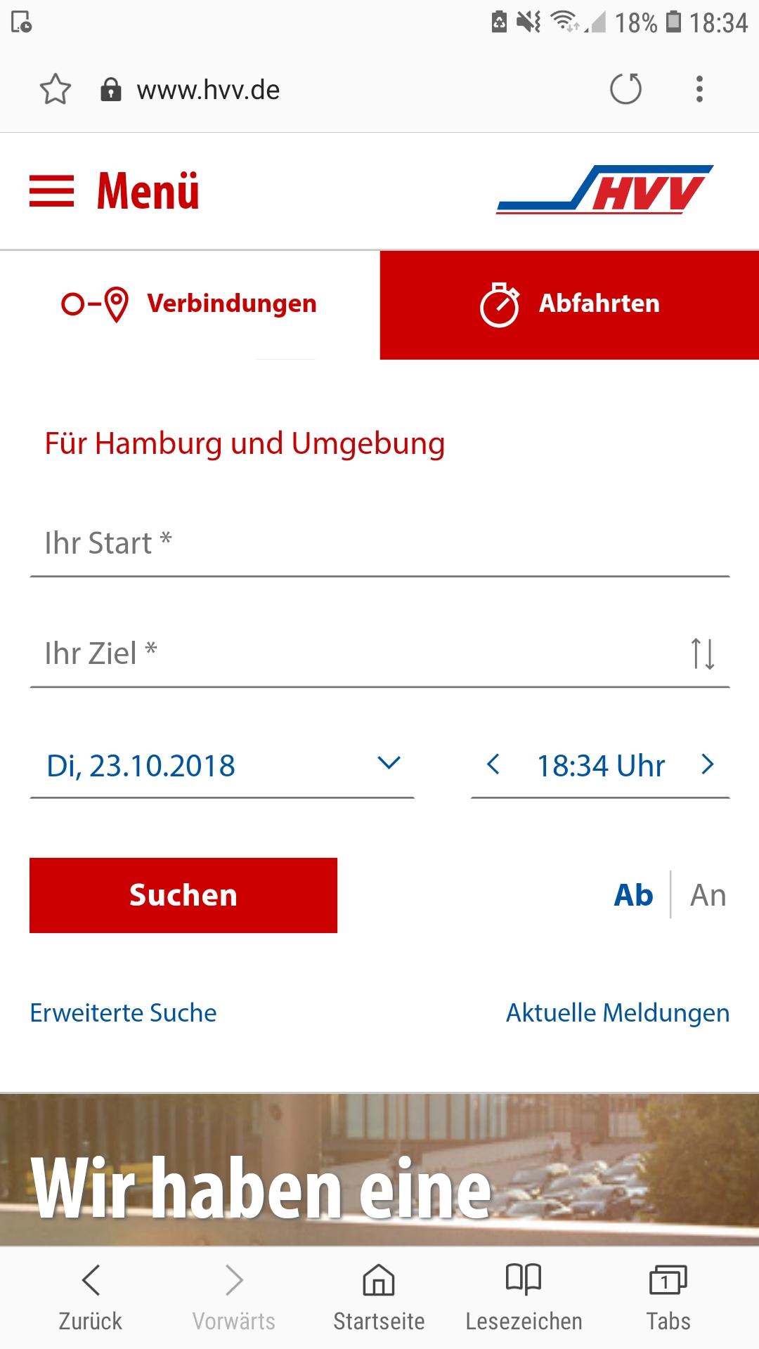 Hvv Karte Verloren.Hvv Homepage Www Bahninfo Forum De